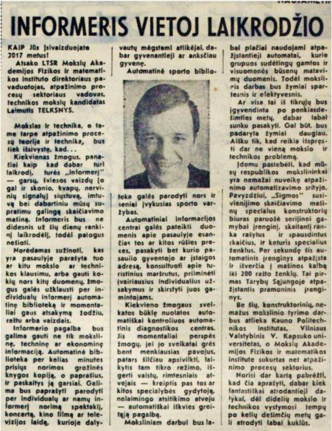 (2) Tiesa, 1968 m