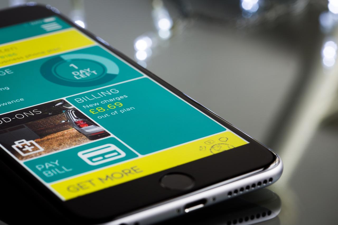Žvilgsnis į artimą ateitį: apsiperkant tereikės turėti mobilųjį telefoną?