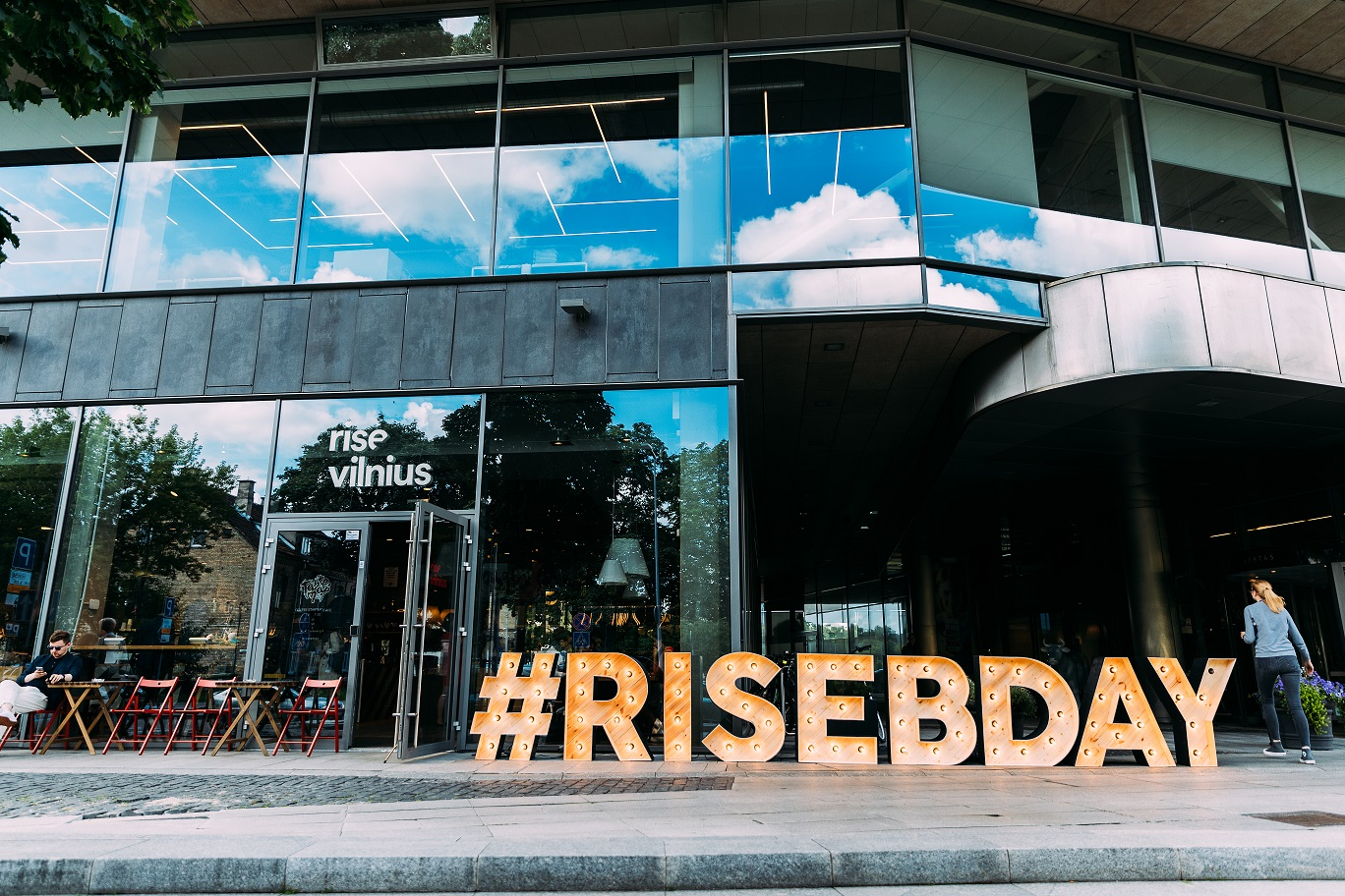 """""""Rise Vilnius"""" vieneri: naujos galimybės FinTech startuoliams ir didesnis dėmesys Baltijos regionui"""