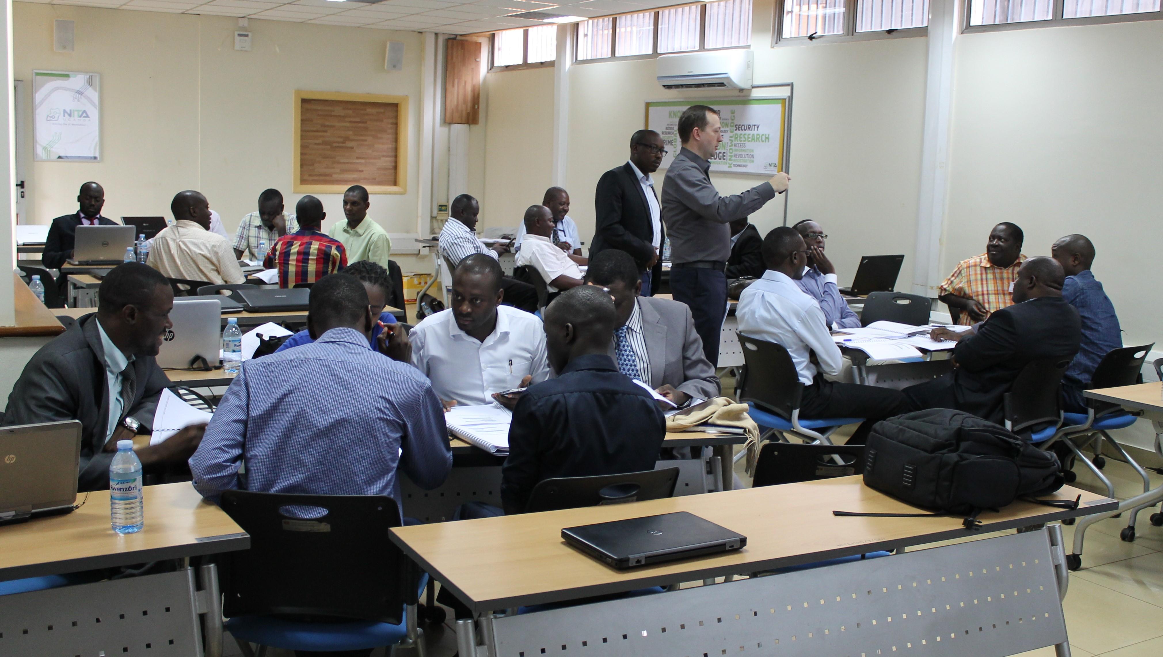 Kibernetinis saugumas: Rytų Afrikos organizacijos mokysis iš lietuvių