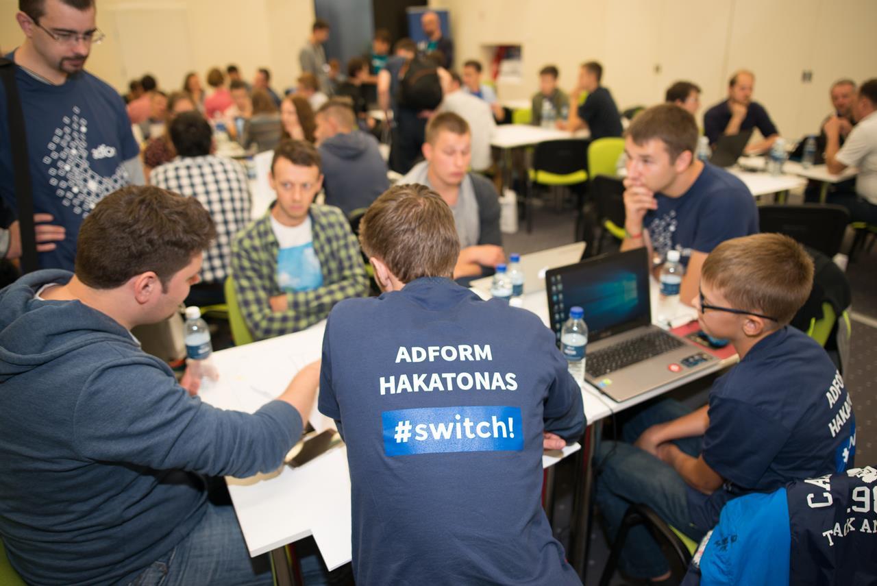 """#SWITCH! hakatono dalyviams – pasaulinio garso """"blockchain"""" plėtotojų pamokos"""