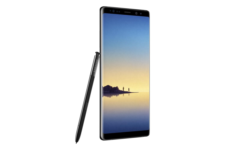 """Baltijos šalyse susidomėjimas """"Samsung Galaxy Note8"""" – didžiulis"""