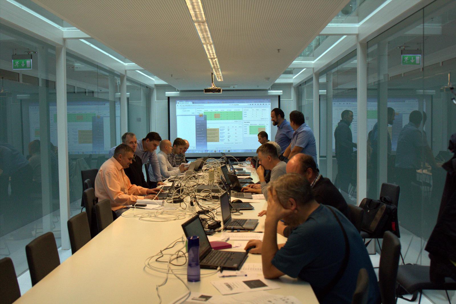 KTU specialistai praves antrąsias nacionalines kibernetinio saugumo pratybas Lietuvoje