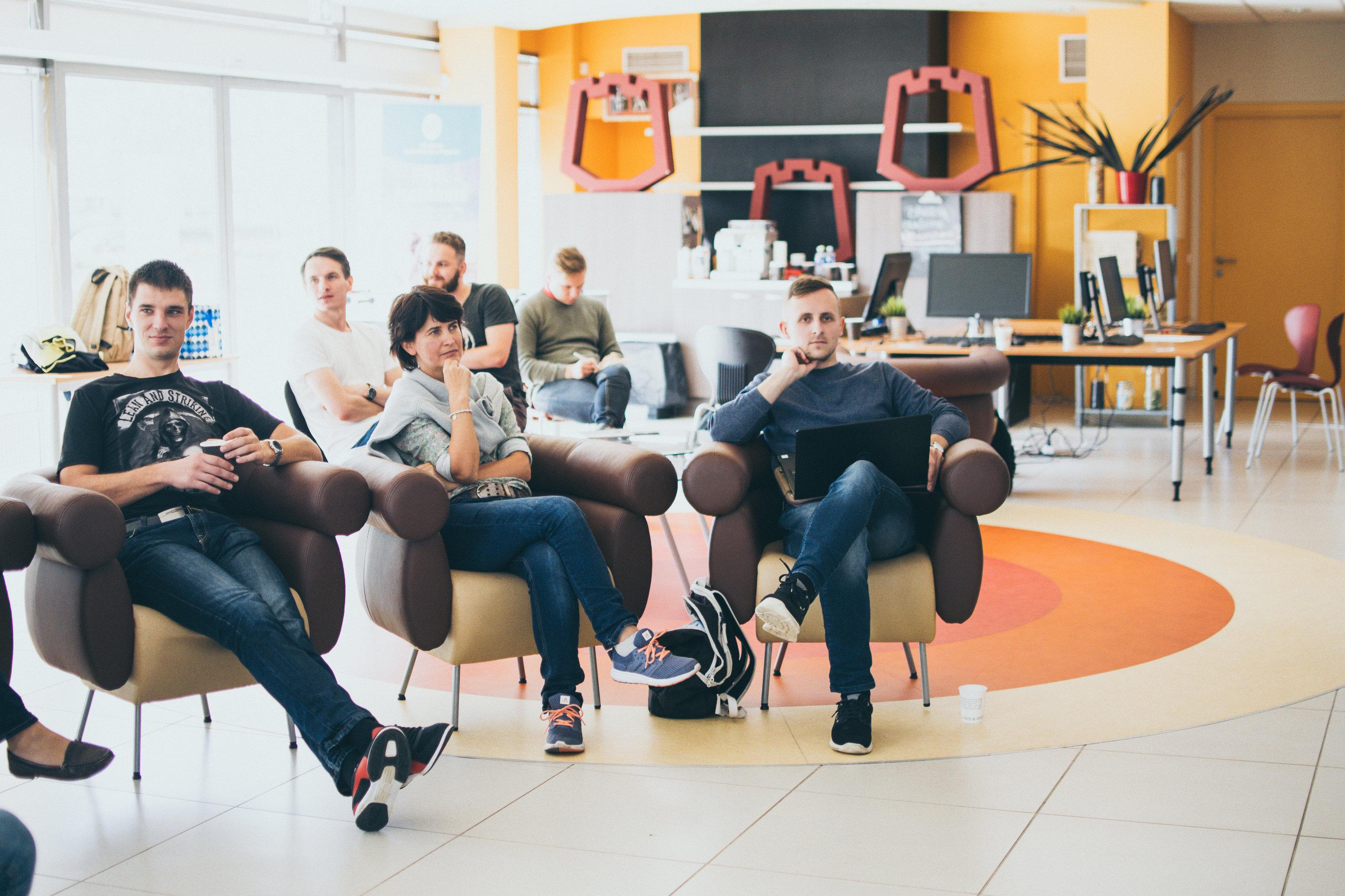 Verčiant Lietuvą programuotojų šalimi konkurencijai vietos nebelieka
