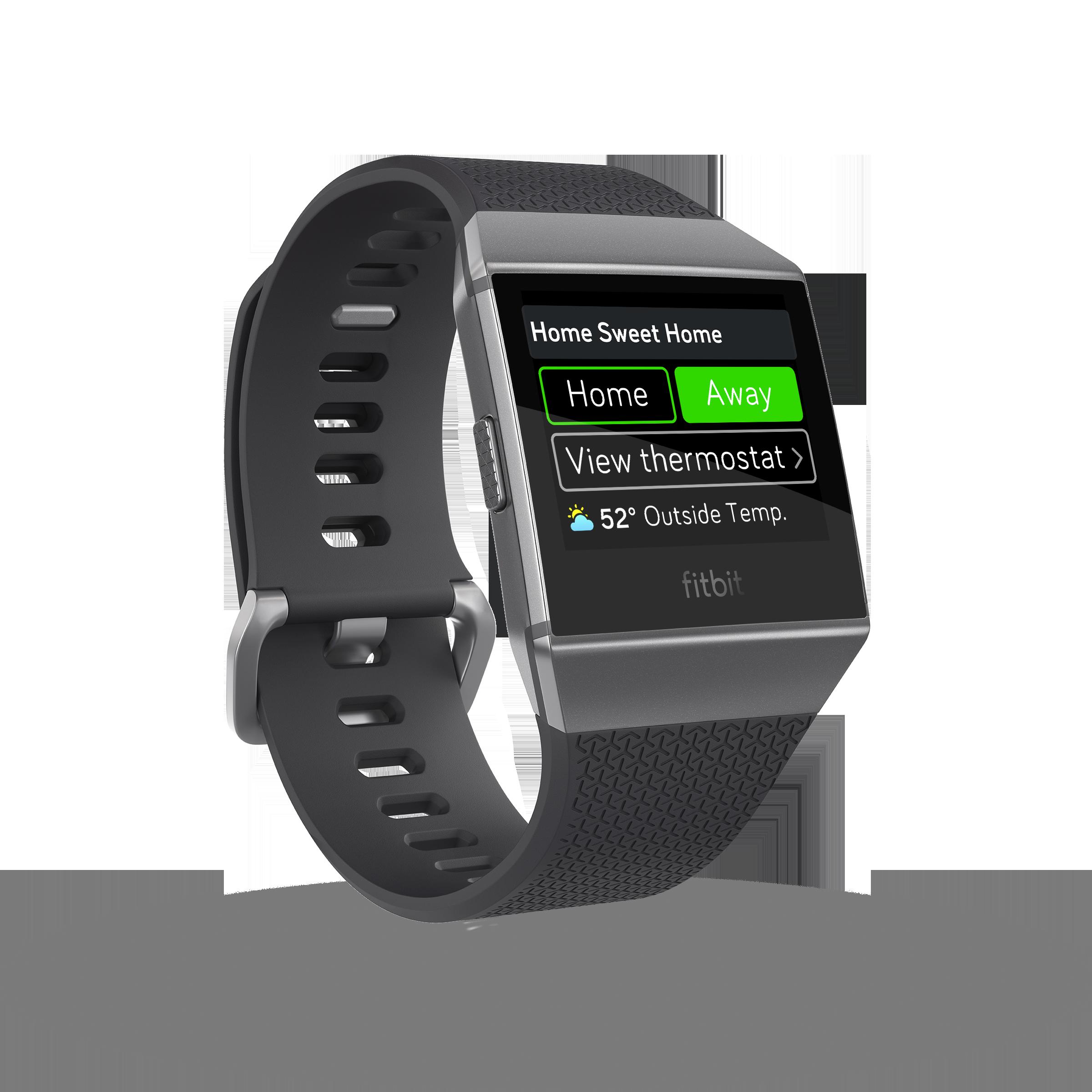 """""""Fitbit"""" pristato atnaujintą operacinę sistemą """"Fitbit Ionic"""" išmaniajam laikrodžiui su naujomis aplikacijomis ir išmaniąja patirtimi"""