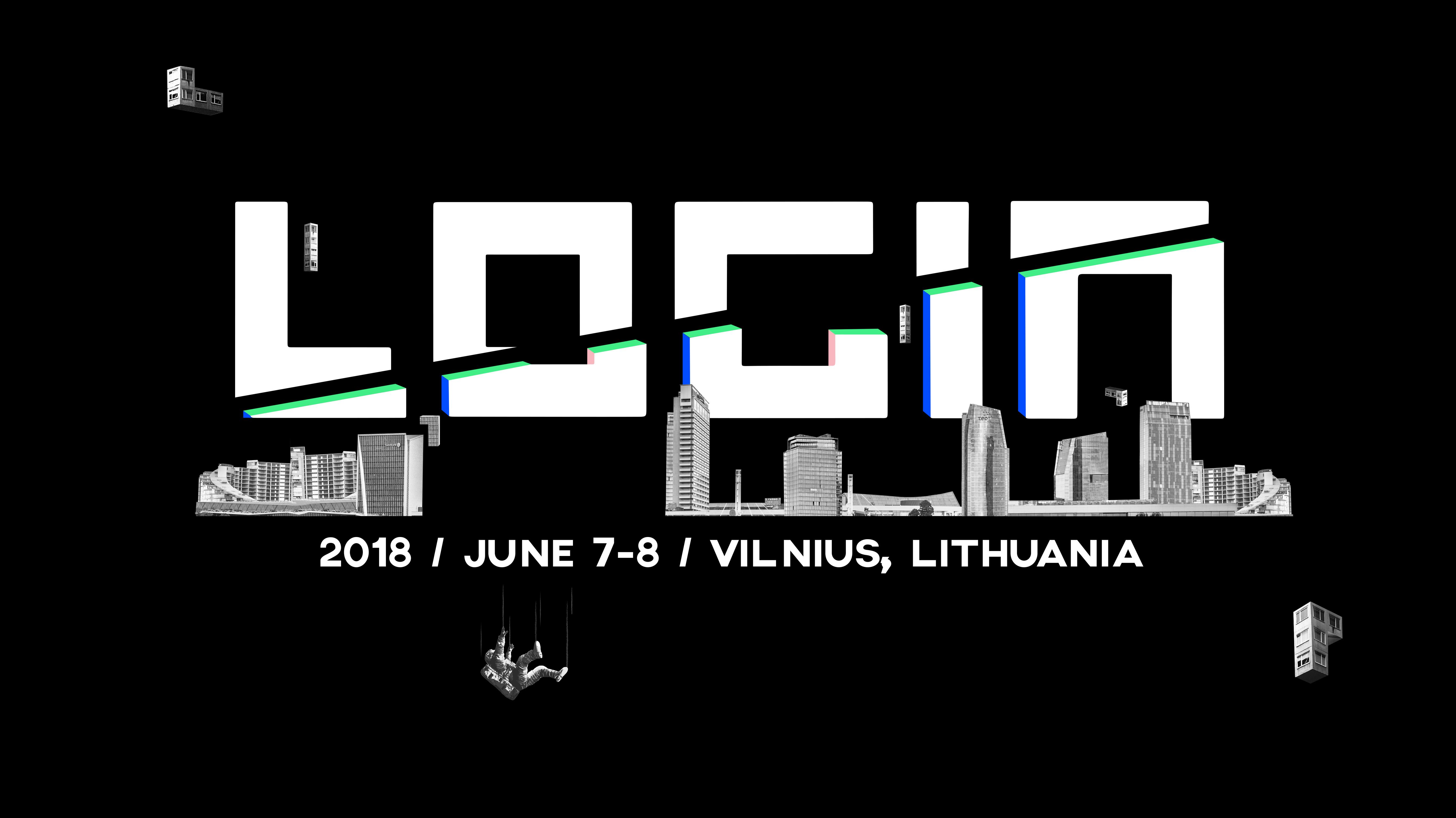 Inovacijų festivalis LOGIN 2018 – atsinaujinęs ir susitelkęs tik į svarbiausias temas