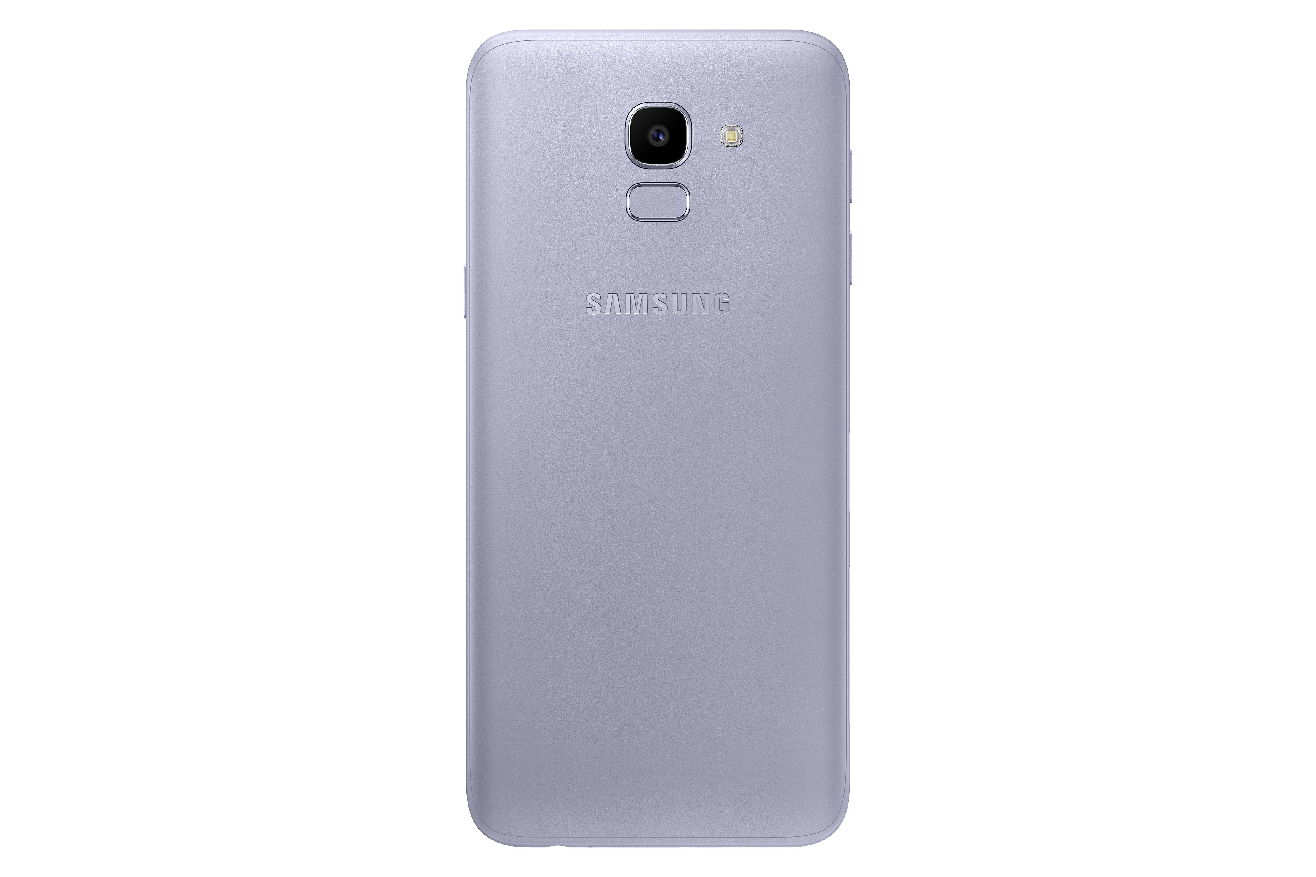 """""""Samsung"""" pristatė stilingą ir praktišką išmanųjį – """"Galaxy J6"""""""