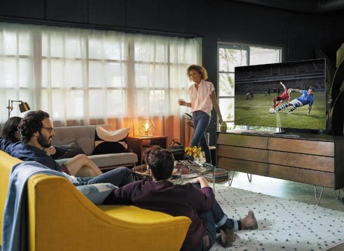 3 klausimai, kuriuos turite užduoti sau pirkdami televizorių sporto varžybų žiūrėjimui