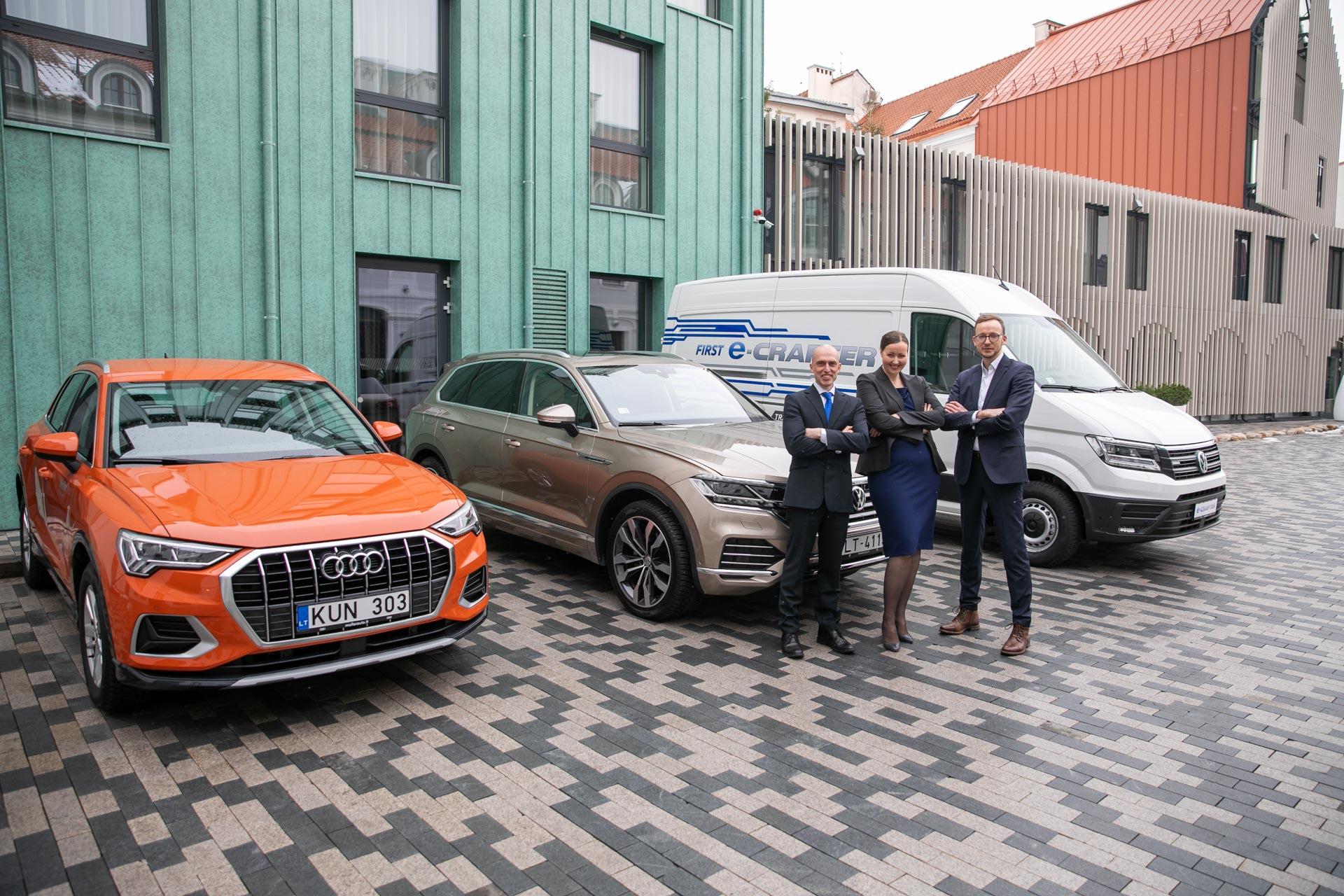 """2018-ųjų rezultatai: """"Moller Baltic Import"""" augino rekordiniai automobilių pardavimai Baltijos šalyse"""