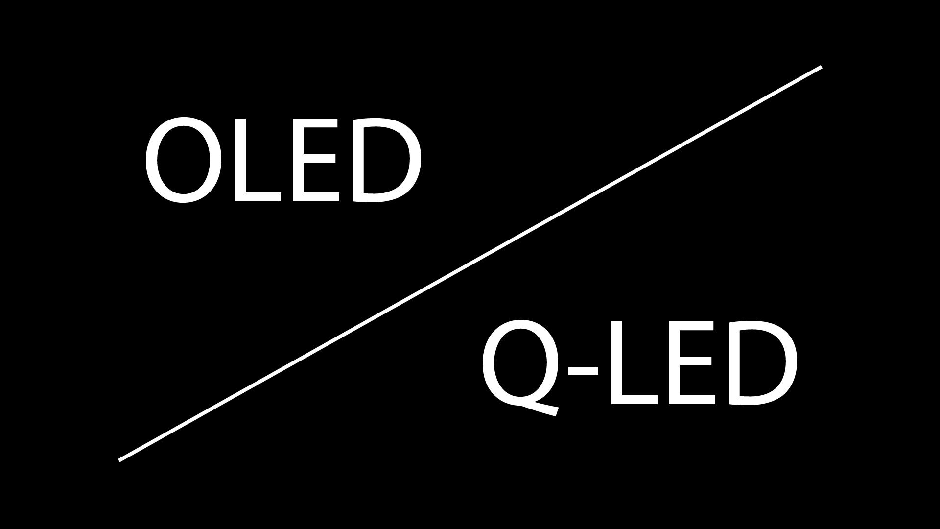 Kuo skiriasi OLED ir Q-LED TV?