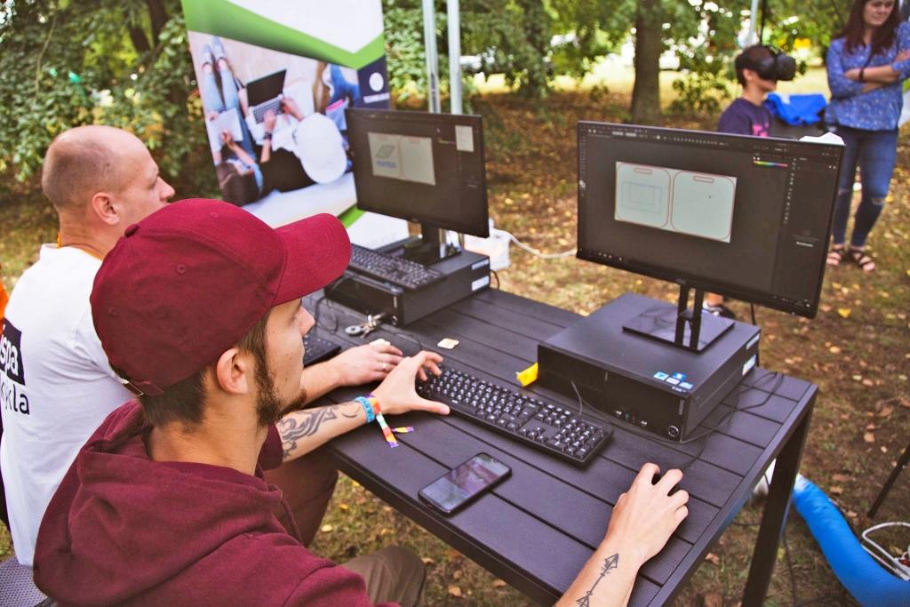 """Marijampolė nenustoja stebinti: duris atveria informacinių technologijų ugdymo erdvė """"LISPA"""""""