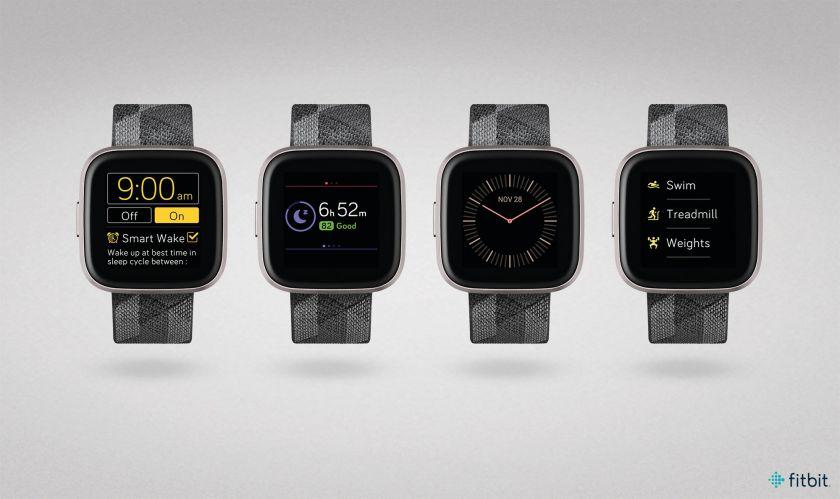 """""""Fitbit"""" stiprina išmaniųjų laikrodžių potyrius su naujuoju operacinės įrangos atnaujinimu ir pristato naująjį širdies ritmo sekimą """"Versa 2"""" laikrodžiuose"""
