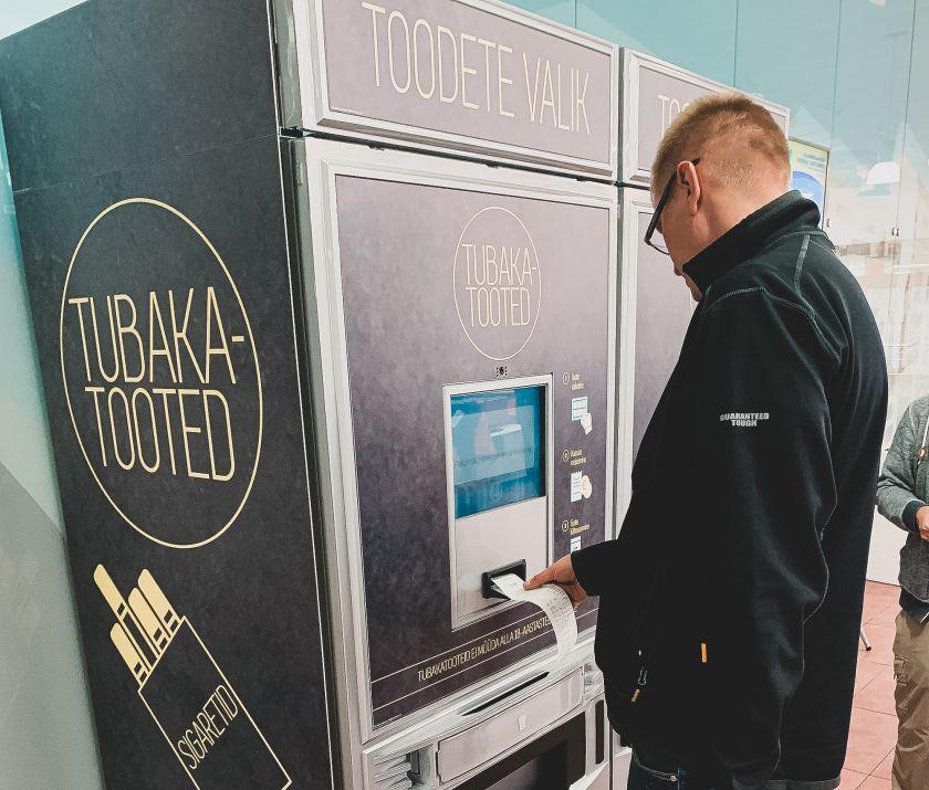 Kol vietos prekybininkai svarsto, lietuvių sukurtą prekybos inovaciją sėkmingai taiko estai