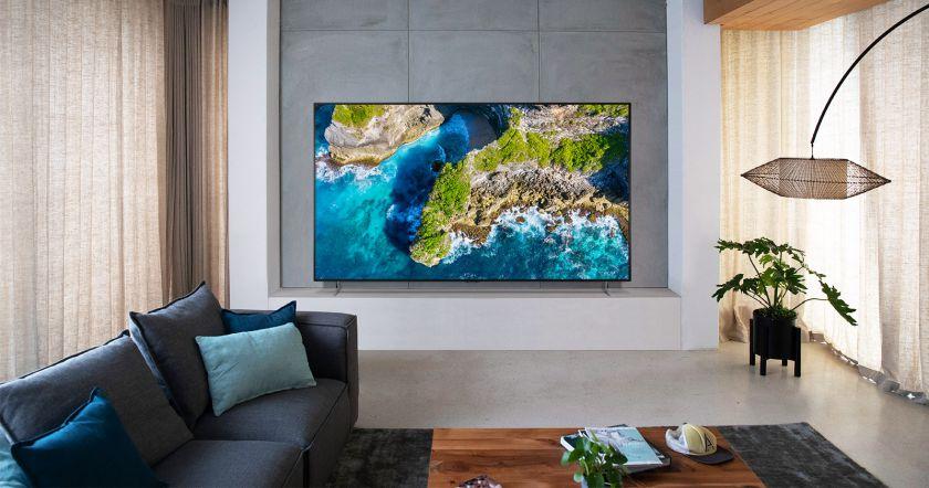 Lietuvoje pradedama prekiauti naujaisiais LG 8K televizoriais