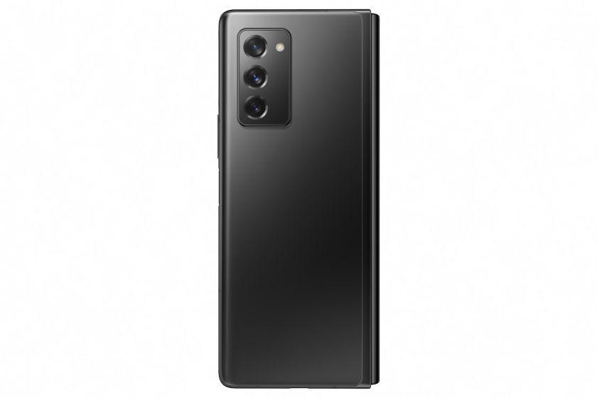 """""""Samsung"""" pristatė jau trečią sulenkiamą telefoną """"Galaxy Z Fold2"""""""