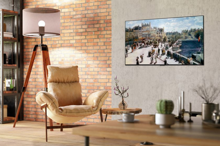 5 vertingi patarimai, kaip į svetainės interjerą integruoti televizorių