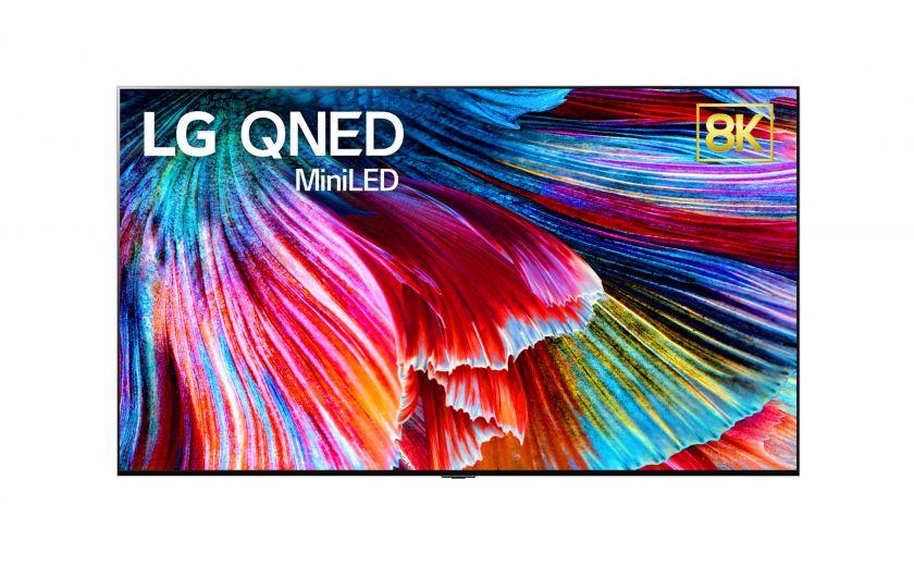 """Virtualiojoje parodoje """"CES 2021"""" LG pristatys pirmąjį įmonės """"QNED MINI LED"""" televizorių"""