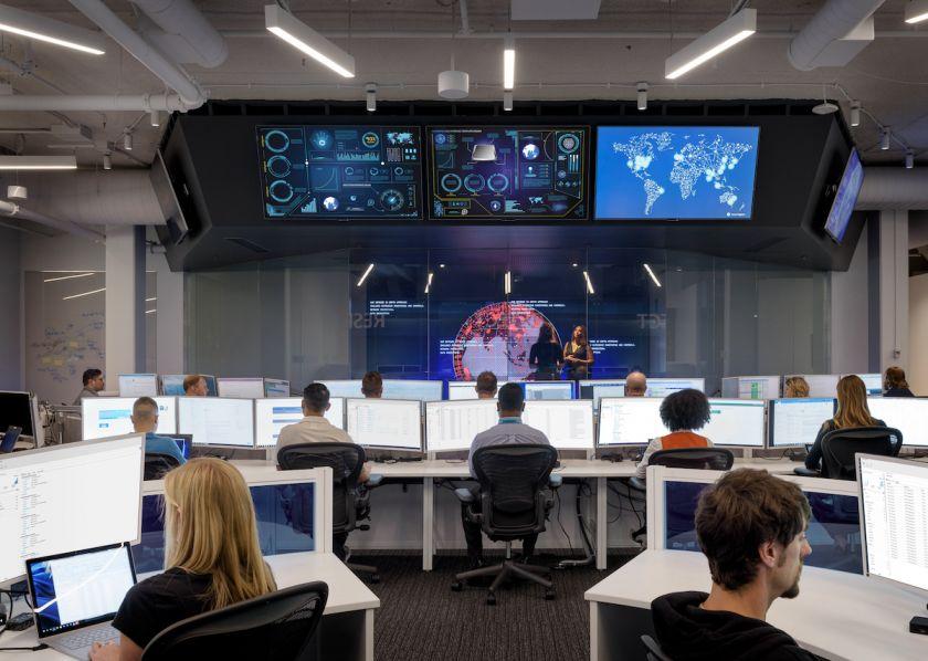 """""""Microsoft"""" ataskaita: programišiai naudoja vis sudėtingesnes kibernetines atakas"""