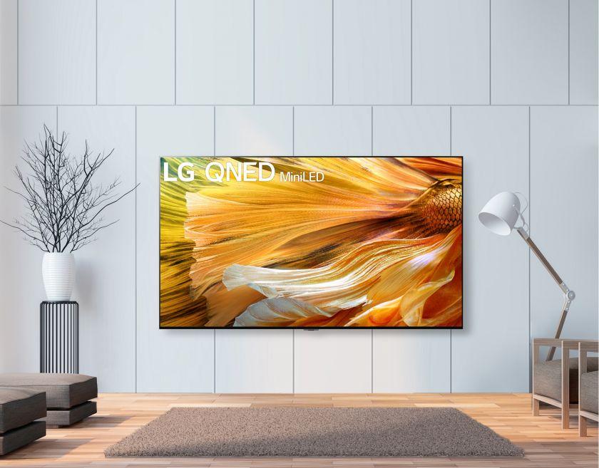 """Naujausius """"LG QNED Mini LED"""" Lietuvoje bus galima įsigyti jau nuo rugpjūčio"""