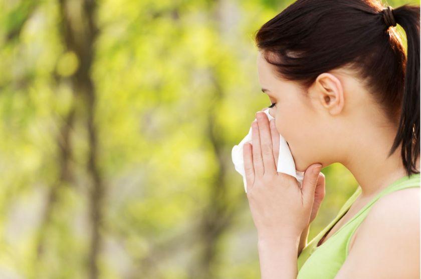 Vargina kiekvieną vasarą užklumpanti alergija? Technologijos gali pagelbėti