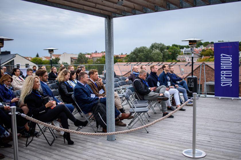 Lietuvoje atidarytas blokų grandinių kompetencijų centras