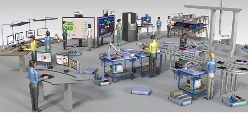 Pramonės skaitmeninimui skatinti – virtualios realybės sprendimai